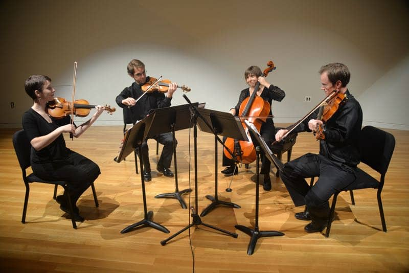 the Oread Strings - elegant  local